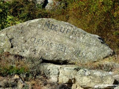 Torozo-Sierra de Gredos-Cinco Villas; iniciacion senderismo rutas montaña cerca madrid